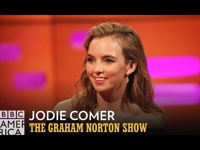 Jodie Comer's Accents Slay | The Graham Norton Show | BBC America