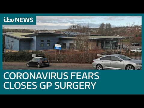 Coronavirus: Surgery closes after member of staff contracts virus | ITV News