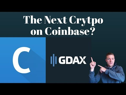 The Next Crypto on Coinbase? Does it even matter? Using the GDAX Digital Asset Framework