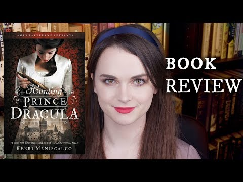 Hunting Prince Dracula (SPOILERS For 1st Book)