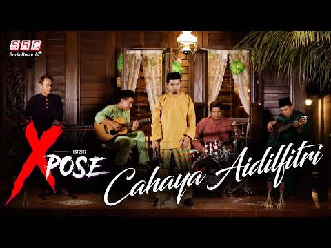 Cahaya Aidilfitri - Black Dog Bone (Cover by Xpose)