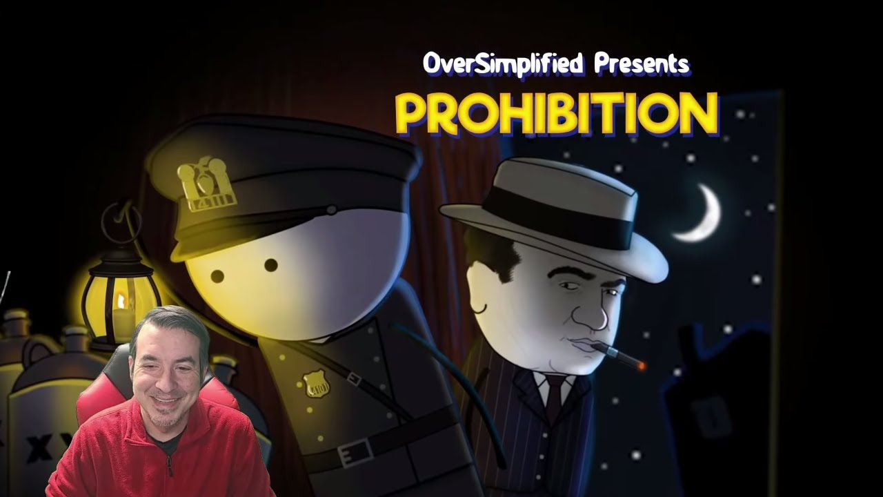 Download Historian Reaction - Oversimplified's PROHIBITION