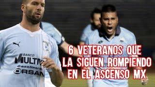 6 Veteranos que la siguen Rompiendo en la Liga de Ascenso MX Microtop Boser Salseo