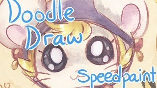 [Hammy Doodles] // Watch Me Draw