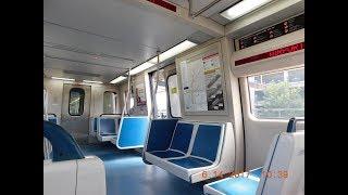 🚇/💺 MARTA: Atlanta Subway (Gold & Red Lines) -- FULL RIDE!