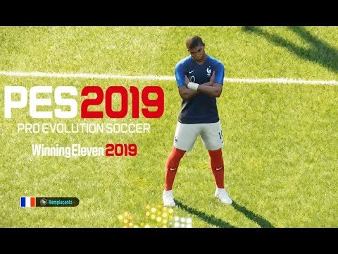 Mbappé vs FC Barcelona - Gameplay Solo Superstar PES 2019 Demo
