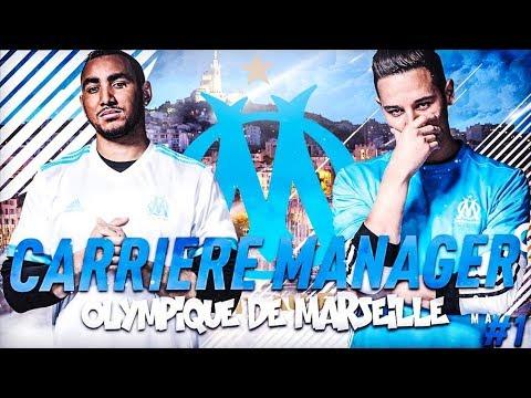 FIFA 18 | CARRIÈRE OM : CONF' DE PRESSE & MERCATO ! #01
