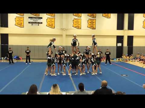 Wigwam Creek Middle School Cheer Competition 2016