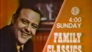 """WGN Channel 9 - Family Classics With Frazier Thomas - """"A Christmas Carol"""" (Long Promo, 1979)"""
