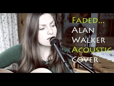 Faded - Alan Walker - Acoustic Cover by Lissi