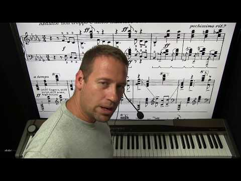 Piano Lesson Tchaikovsky Piano Concerto No. 1 - 18 Total Lessons
