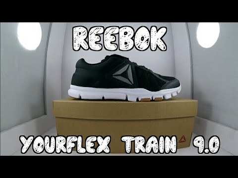 fdcd1ce6098cfe Reebok yourflex train 9.0 - YouTube