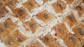 #пирог ПАХЛАВА/PAXLAVA. Mazali pishiriqlar. Вкусные рецепты