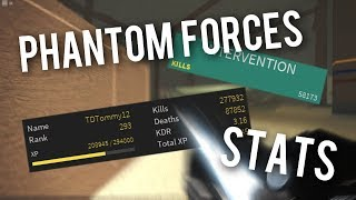 MY STATS in PHANTOM FORCES!!! (roblox)