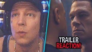 Reaktion auf den NEUEN Fast & Furious 9 TRAILER 😱 MontanaBlack Reaktion