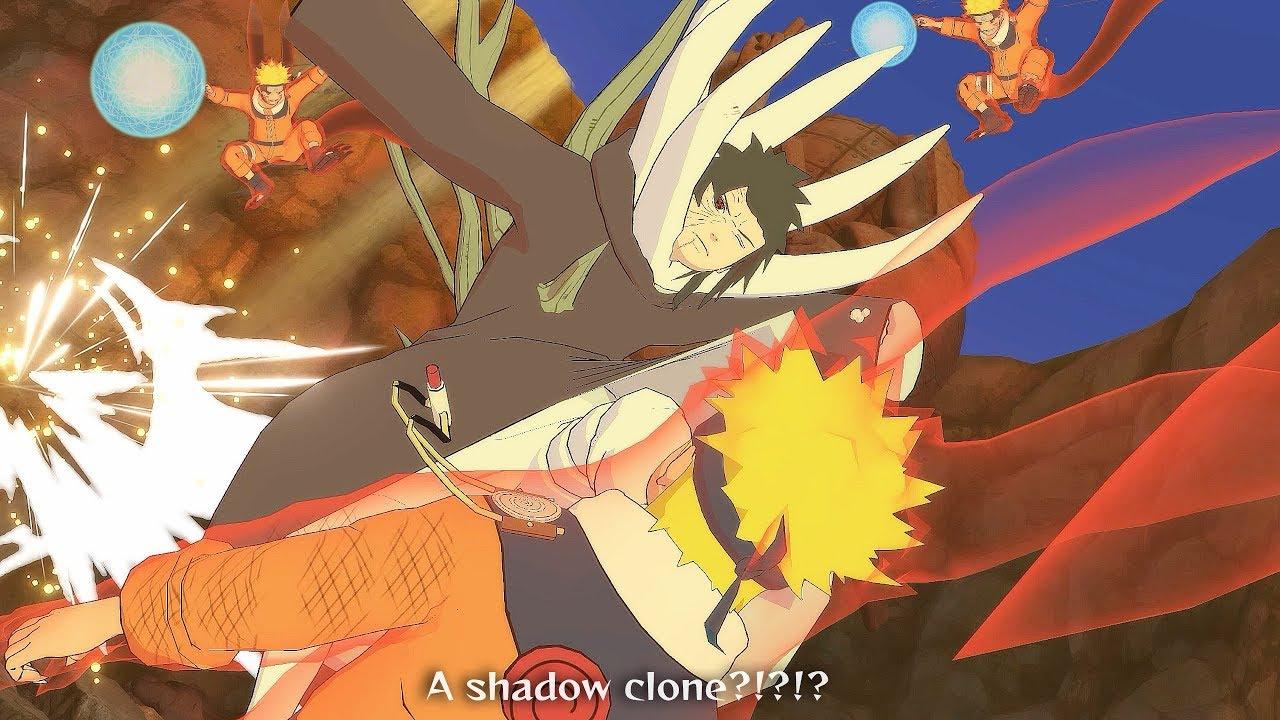 Obito Uchiha's Rage vs Naruto's Anger - Naruto Shippuden Ultimate Ninja  Storm 4 Road to Boruto