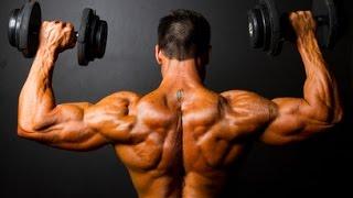 press de hombros con mancuernas tcnica y trucos para hombros mas grandes