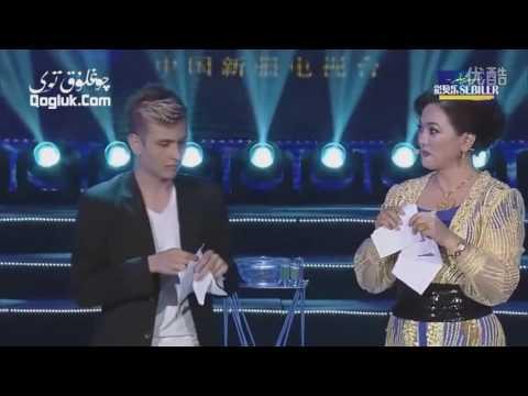 Фокусник Симон Двирный на талант шоу в Китае