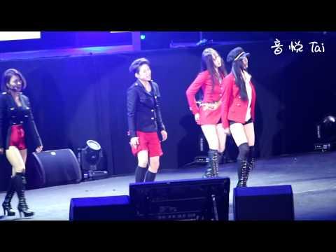 [Fancam] 141116 f(x) Krystal -Electric Shock @ Best of Best in Guangzhou