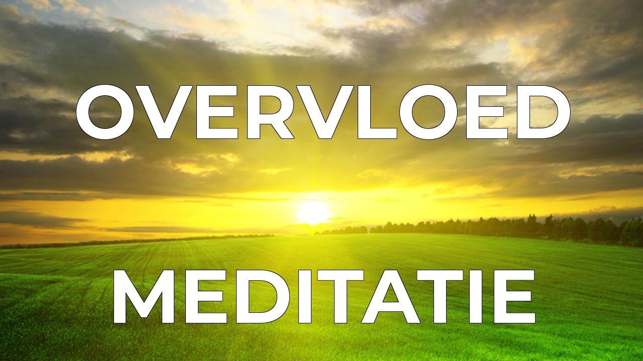 Geleide Meditatie voor meer Overvloed in je Leven