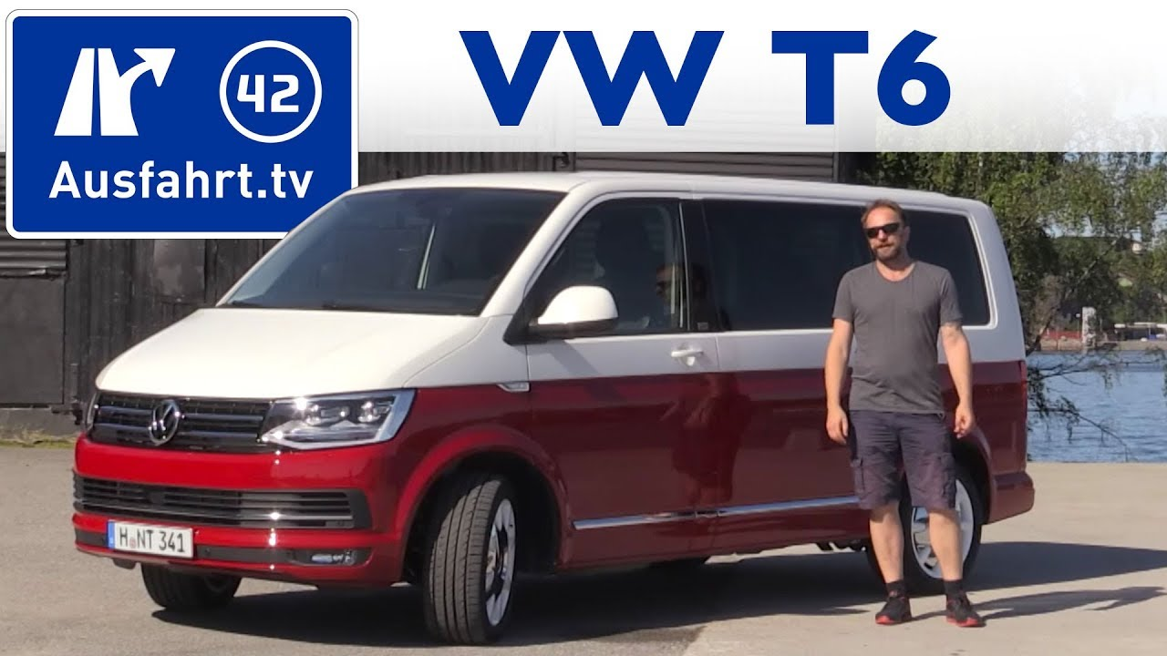 2015 volkswagen multivan generation6 t6 kaufberatung test review youtube. Black Bedroom Furniture Sets. Home Design Ideas