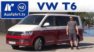 2015 Volkswagen Multivan Generation6 T6 - Kaufberatung, Test, Review