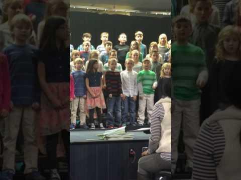 Jaegar's Musical: 3rd Grade
