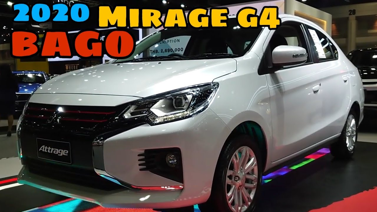 Mitsubishi Upcoming Mirage G4 2020 Facelift Model Philippines All Details Youtube