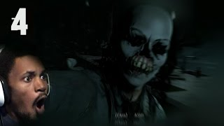 WHO THE FREAK IS THIS!? | Until Dawn (Part 4)