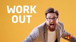 AJ Produkter | Work Out På Kontoret | Surf