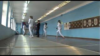 Чемпионат Омской области по фехтованию. 26-27 марта 2017