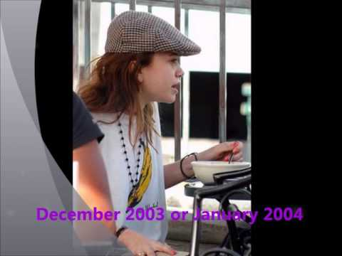 The Chronology of Mary Kate Olsen's Eating Disorder summers to summer 2003 2004