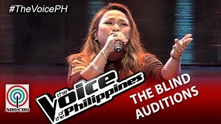 """The Voice of the Philippines Blind Audition """"I Will Always Love You"""" by Leah Patricio (Season 2)"""