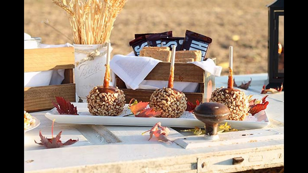 Rustic Party Decorating Ideas
