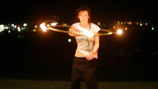 Sunflower Performances - Hula Hoop/Fire Hoop Dancing