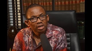Why President Buhari should release Omoyele Sowore -- Dr Kayode Ajulo