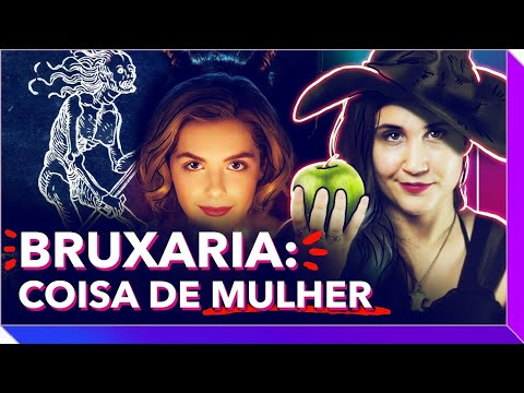 O Mundo Sombrio de Sabrina: Mulheres e Bruxas  mimimidias