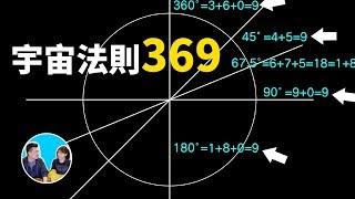 你的生日數字相加等於幾?如果等於369,那你註定不平凡啊 | 老高與小茉 Mr & Mrs Gao