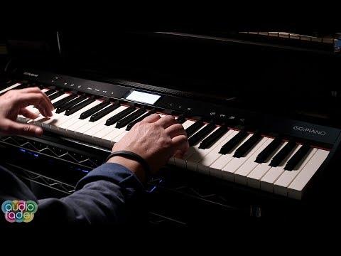 Roland GO:PIANO demo #1 by Andrea Girbaudo