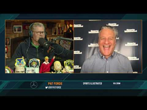 Pat Forde on the Dan Patrick Show Full Interview | 9/23/21