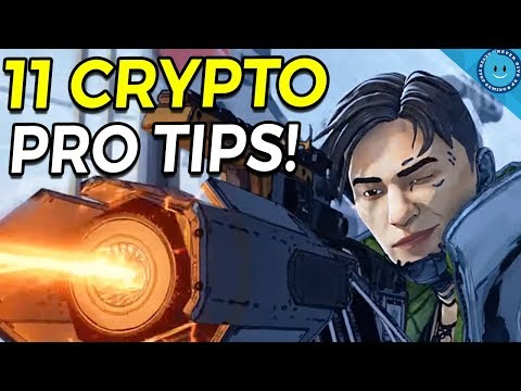 11 Pro Tips To Master Crypto In Apex Legends Season 3! (New Gameplay)