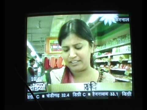 NDTV  NEWS -  HERBAL   EGG.wmv