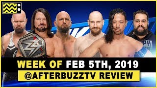 WWE's SmackDown for February 5th, 2019 Review & After Show
