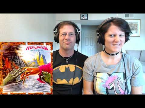 Helloween (Eagle Fly Free) Kel-n-Rich's First Reaction