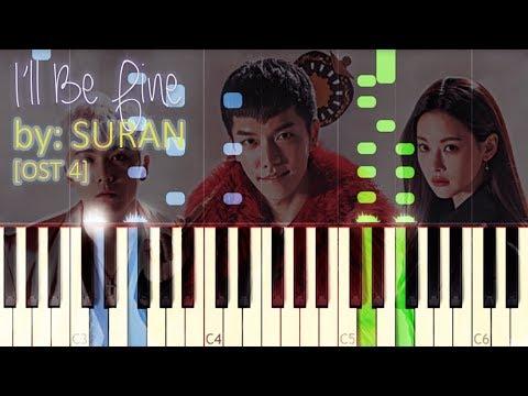 화유기 I'll Be Fine Piano OST 4 A Korean Odyssey 수란 Suran Hwayugi 뒷모습 피아노 드라마 Cover Tutorial