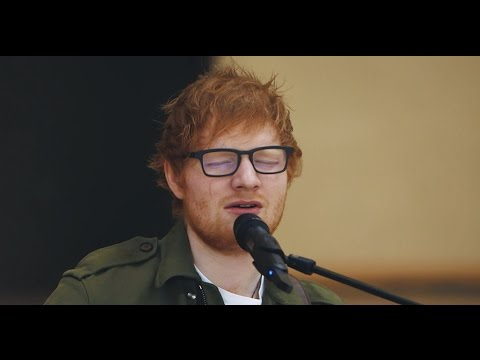 Ed Sheeran - How Would You Feel EXCLUSIVE for Magic Radio