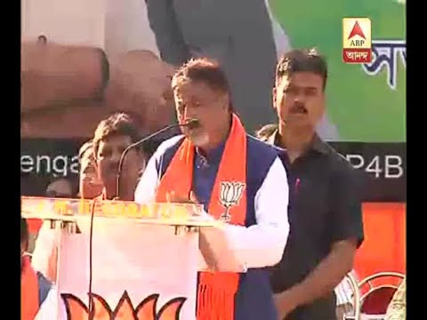 In 2021 CM of Bengal will be from BJP, says Mukul Roy