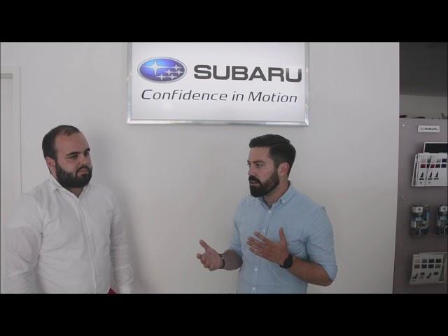 Subaru XV Dauertest - Die Übergabe