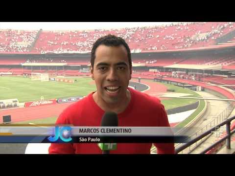 SPFC Vence O Figueirense E Garante Vice- Campeonato - 01/12/2014