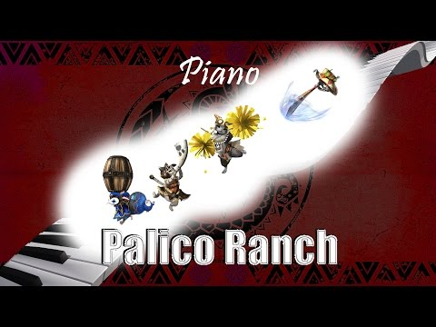 Palico Ranch Theme (Live Piano) [2k Sub Video Special]